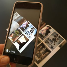 Augmented Reality going beyond print 2
